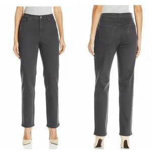 NWT Tapered Relaxed Fit Stretch Jeans Petite Sizes